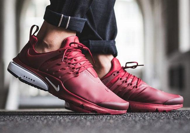 Nike Air Presto Utility Team Red