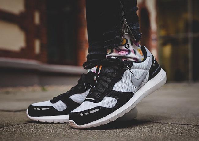 Nike Air Vortex 17 Black Grey White