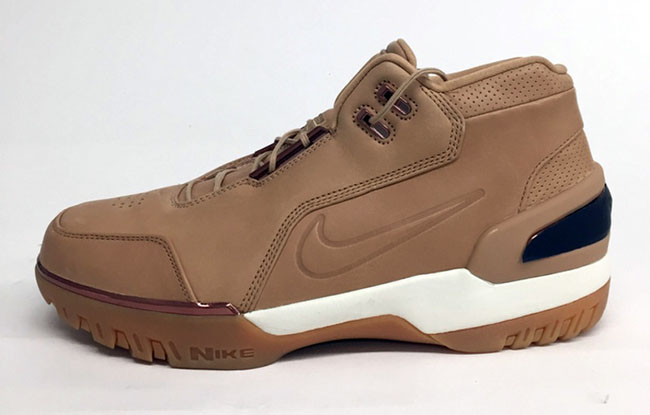Nike Air Zoom Generation All-Star Vachetta Tan 308214-200