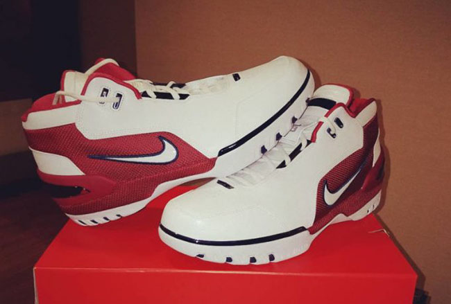 0cb390744ac2 Nike Air Zoom Generation First Game 2017 Retro