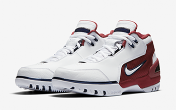 Nike Air Zoom Generation First Game Retro