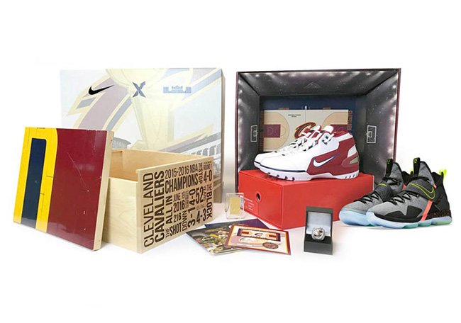 Nike Air Zoom Generation LeBron 14 StockX Auction