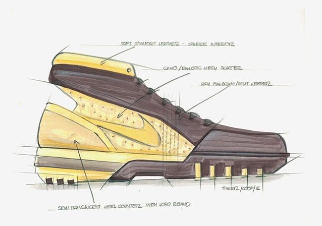 Nike Air Zoom Generation Original Sample