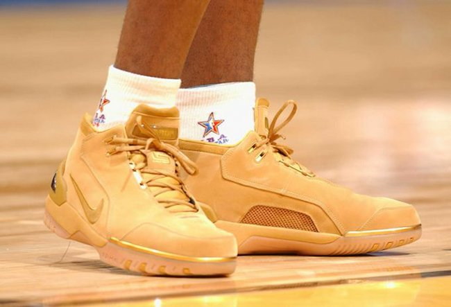 Nike Air Zoom Generation Wheat 2017 All-Star