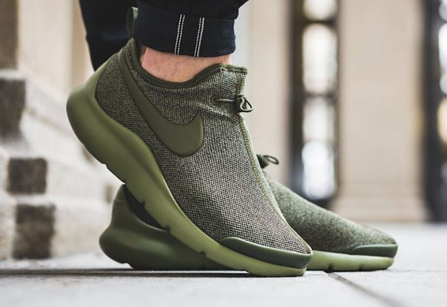 Nike Aptare Rough Green