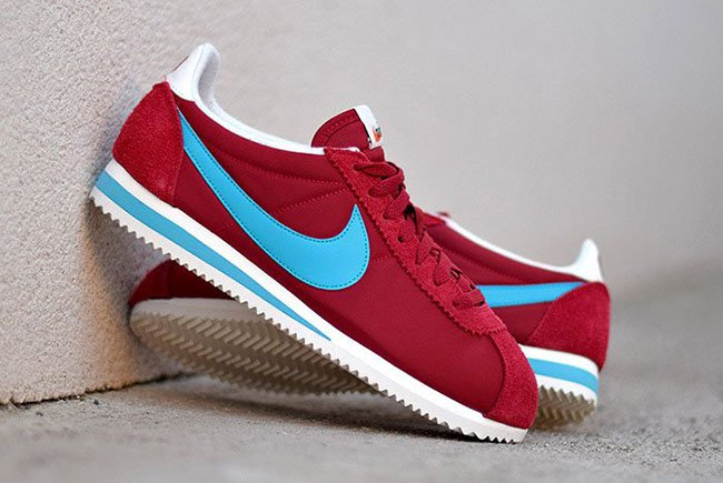 Nike Cortez Stop Sign Varsity Red