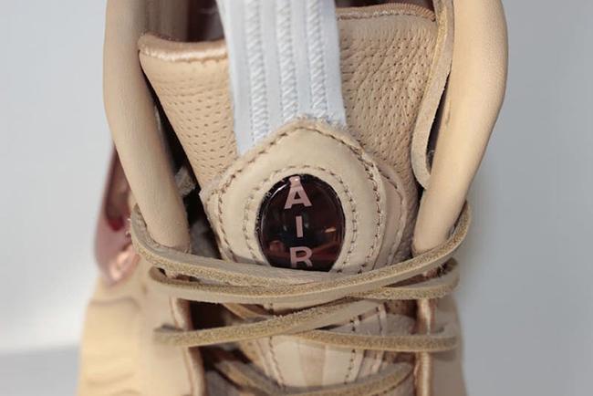 Nike Foamposite Pro Vachetta Tan All-Star