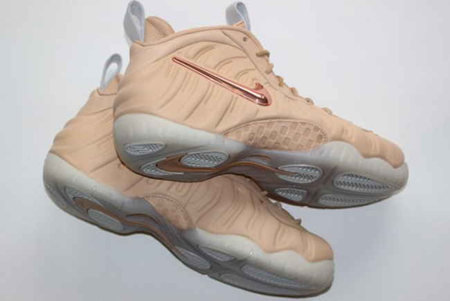 Nike Foamposite Pro Vachetta Tan All-Star