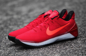 Nike Kobe AD University Red Crimson