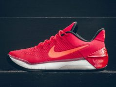 Nike Kobe AD University Red Total Crimson