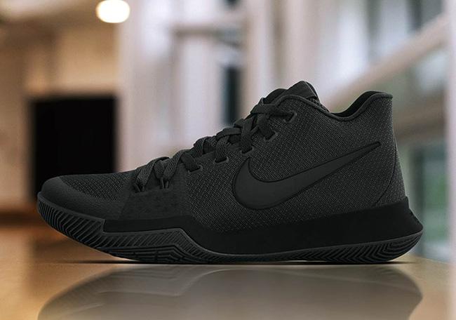 Nike Kyrie 3 BHM 2017 MLK