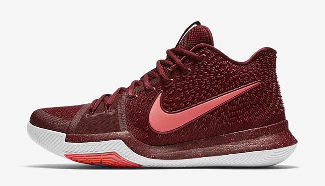 Nike Kyrie 3 Warning Release Date