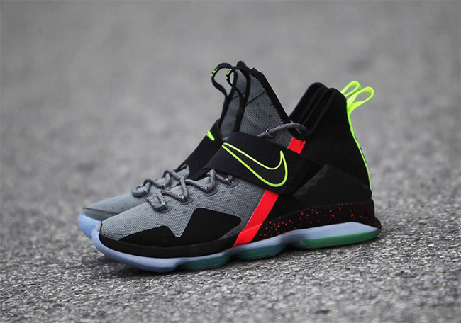 Nike LeBron 14 Out Of Nowhere