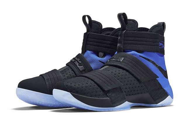 Nike LeBron Soldier 10 SFG Blue Black