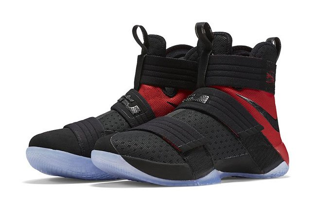 Nike LeBron Soldier 10 SFG Red Black