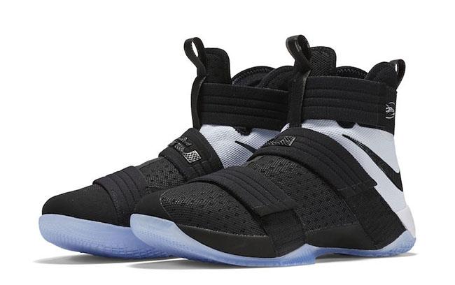 Nike LeBron Soldier 10 SFG White Black