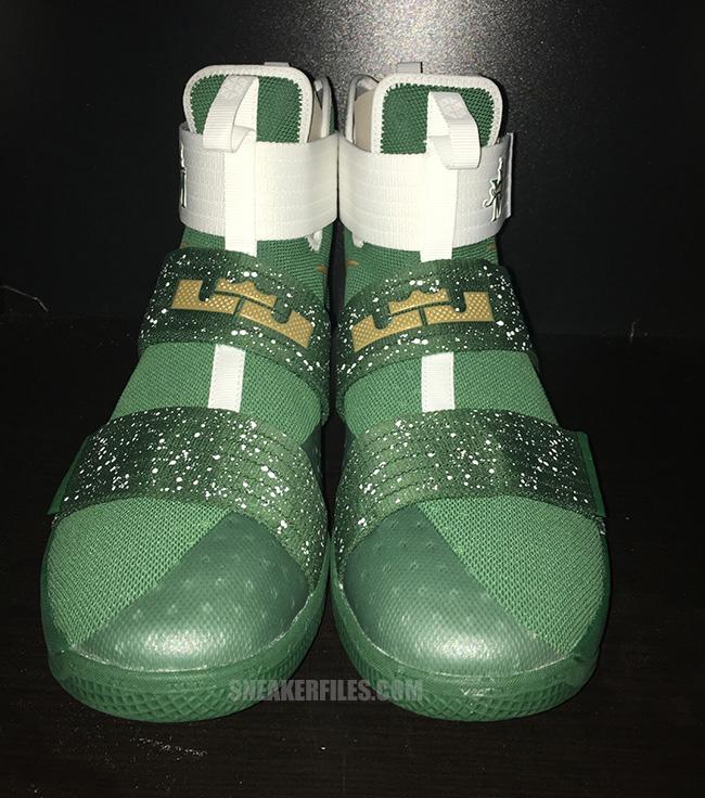 Nike LeBron Soldier 10 SVSM Away