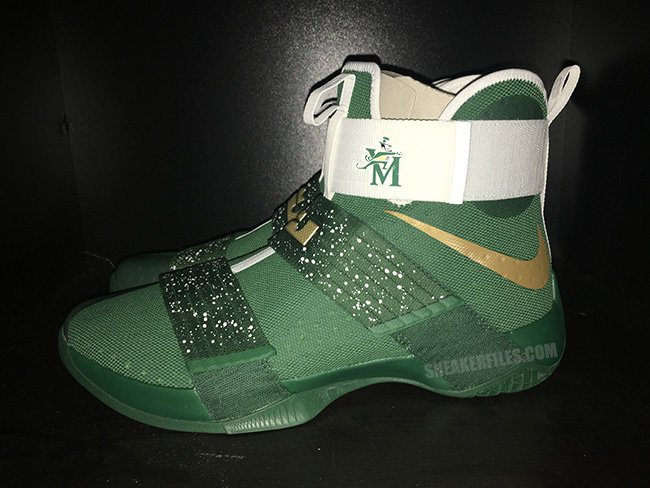 Nike LeBron Soldier 10 SVSM Away