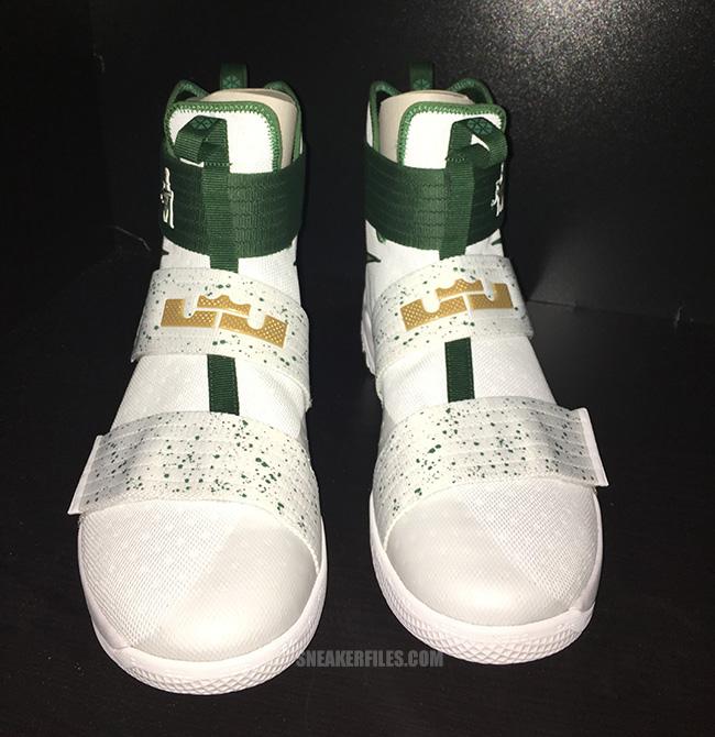 Nike LeBron Soldier 10 SVSM Home