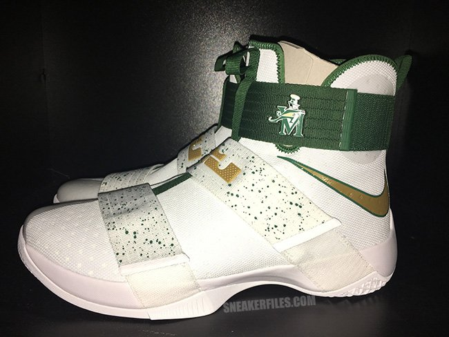 new arrivals 6527f e299a Nike LeBron Soldier 10 SVSM Home