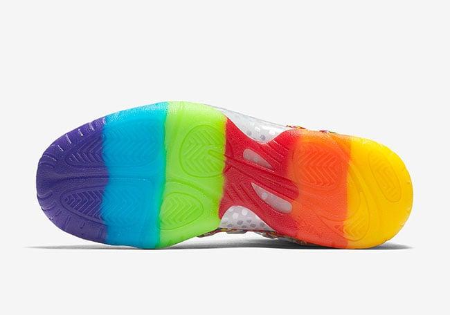 Nike Little Posite Pro Fruity Pebble
