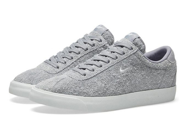 Nike Match Classic Suede Stealth Grey