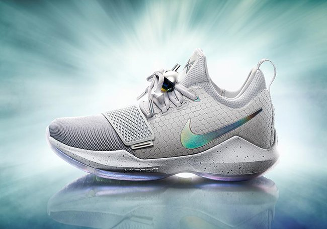 nike pg 13 kids blue