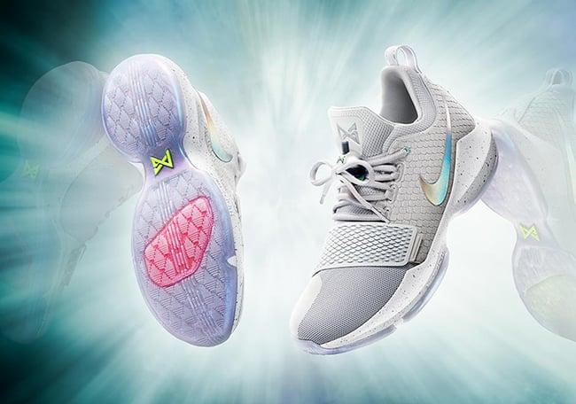 Nike PG 1 2K Release Date