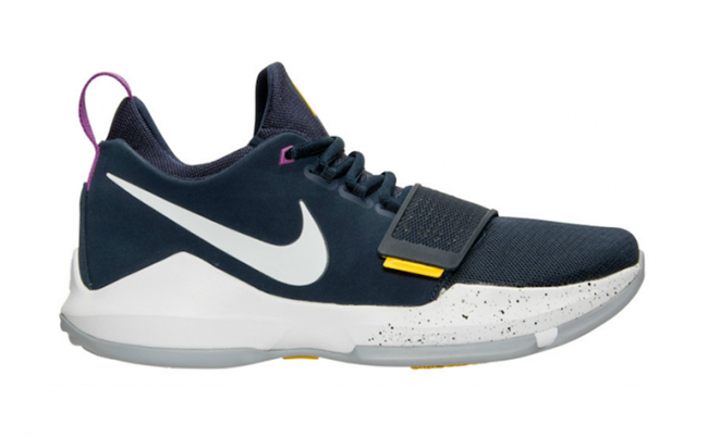 bb7d4530d4cb Nike PG 1 Paul George Pacers Release Date