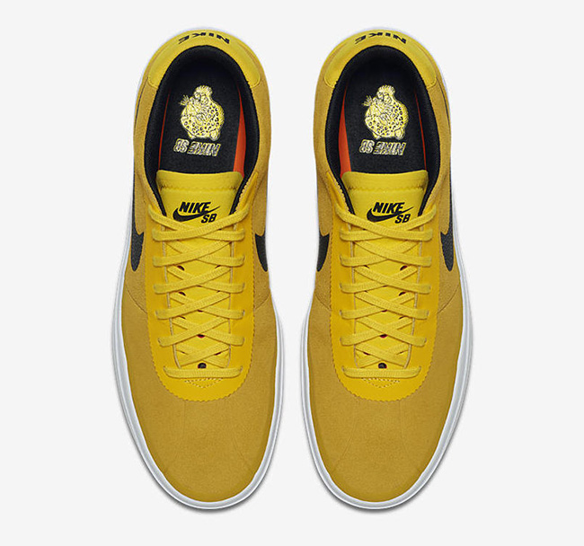 Nike SB Bruin Hyperfeel Tour Yellow