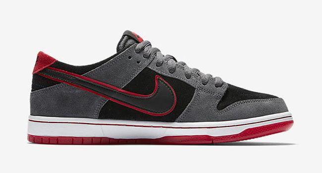 Nike Dunk Mi Sport Voiture Rouge Z9r94M