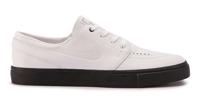 Nike SB Stefan Janoski Premium White Black