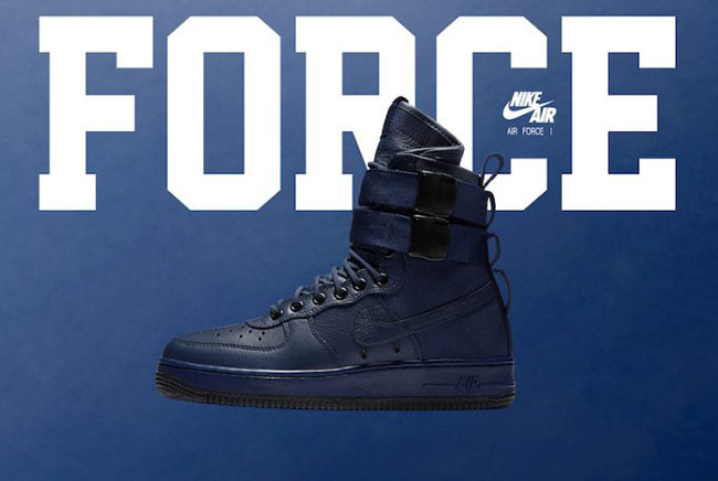 Nike Special Field Air Force 1 Binary Blue 857872-400  8b25c3e8b