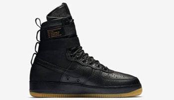 Nike SF-AF1 Black Gum
