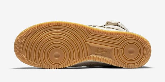 Nike SF-AF1 String Gum Release Date