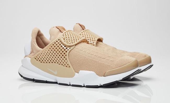 Nike Sock Dart Linen White