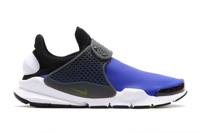 Nike Sock Dart Paramount Blue Max Orange  2760574603