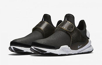 Nike Sock Dart Premium Black White