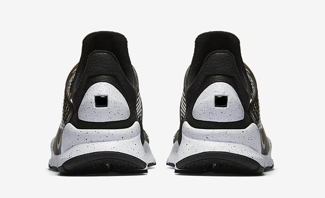 Nike Sock Dart Premium Black White Release Date