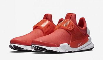 Nike Sock Dart Premium Max Orange