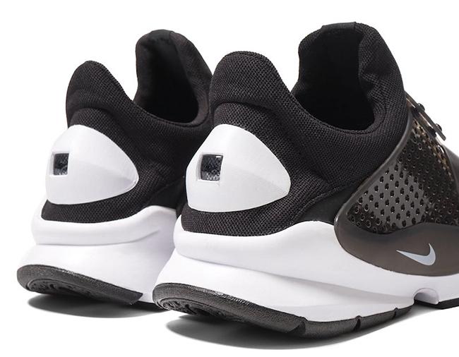 sports shoes e1b8e 937b7 Nike Sock Dart SE Waterproof Black White | SneakerFiles