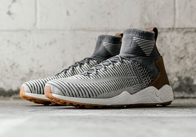 Nike Zoom Mercurial Flyknit Pale Grey
