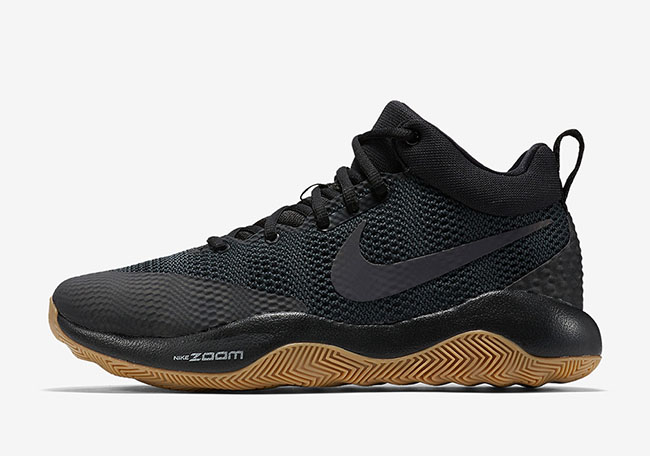 Nike Zoom Rev 2017 Black Gum