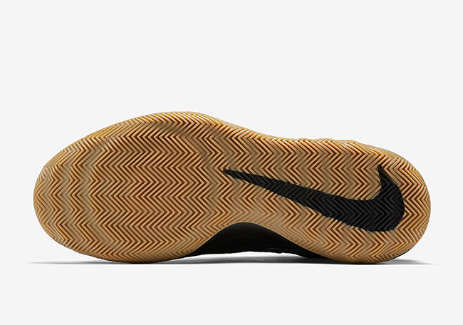 Nike Zoom Rev 2017 Black Gum