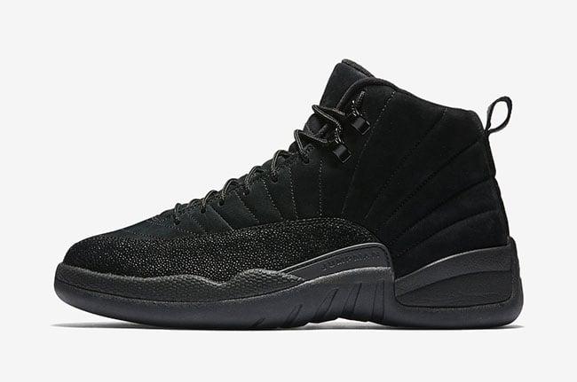 OVO Air Jordan 12 Black All Star Release Date