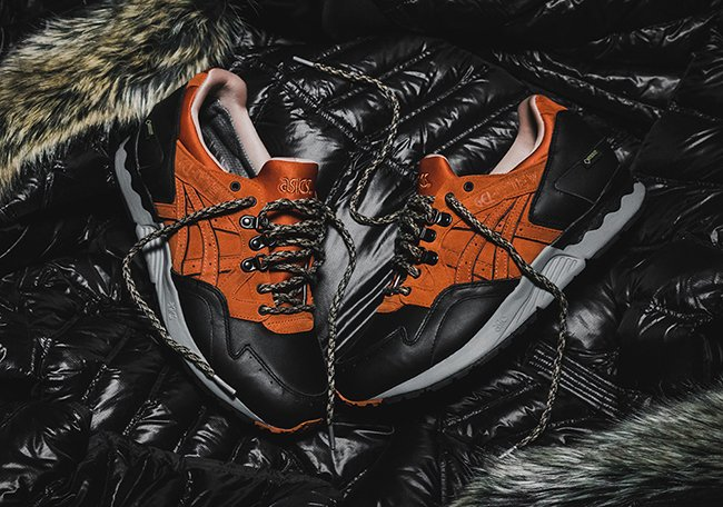 Packer Shoes Asics Scary Cold Costanza Seinfeld