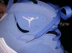 Pantone Air Jordan 7 University Blue