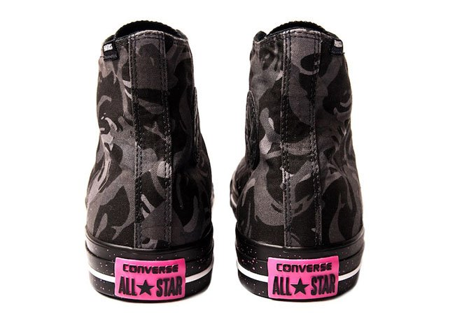 PHANTACi x Converse Chuck Taylor All Star Shark Camo