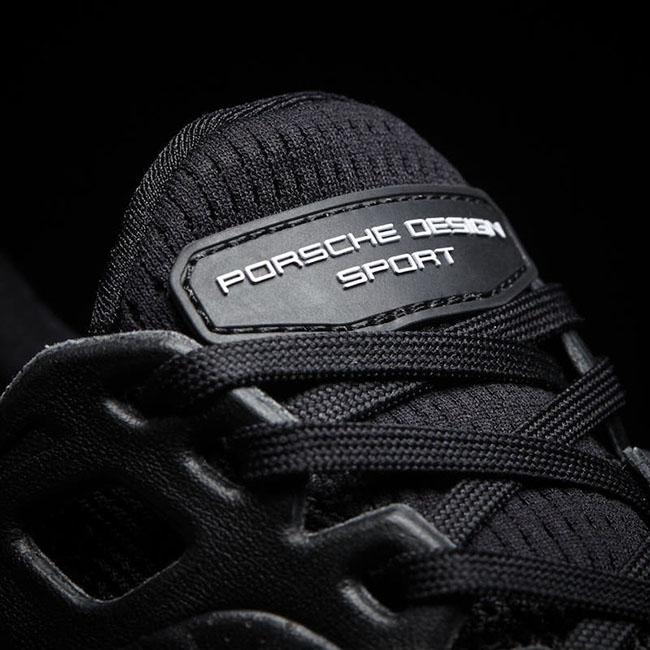 Porsche x adidas Ultra Boost Triple Black