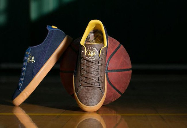 Puma Clyde Black History Month The Legacy Collection